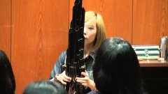 Super Mario Theme Performed On Sheng Chinese Instrument