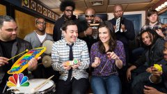 Jimmy Fallon, Idina Menzel, The Roots Cover
