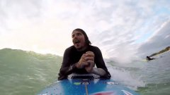 Inspirational Quadriplegic Is Also A Surfer