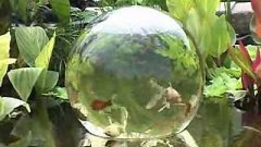 Add-A-Sphere Fish Bowl Installation