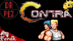 Contra Twin Guitar Metal Medley ft. Drpez12