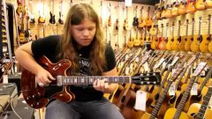 Marcus King Band visits Norman's Rare Guitars