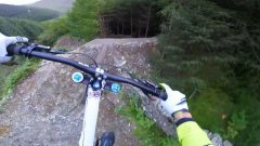 Gee Atherton Tests INSANE MTB Trail