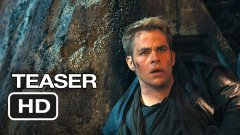 Star Trek Into Darkness Official Teaser