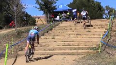 How to Ride Up Stairs on a Bike