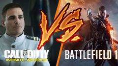 BATTLEFIELD 1 vs CALL of DUTY Infinite Warfare