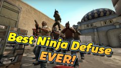 Best Ninja Defuse Ever