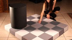 Checkerboard Shade Illusion